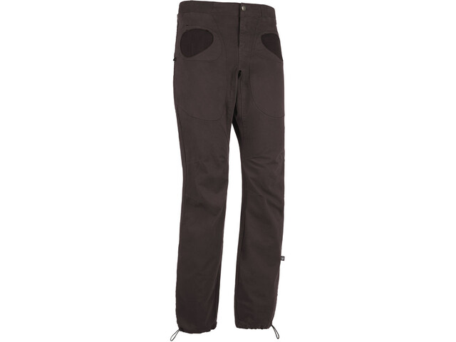 E9 Rondo Slim Trousers Men, brown